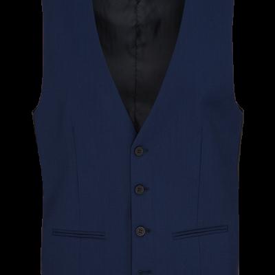 Fashion 4 Men - Cahn Blue Waistcoat