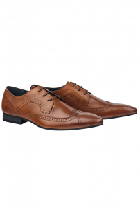 Fashion 4 Men - Miles Brogue Shoe