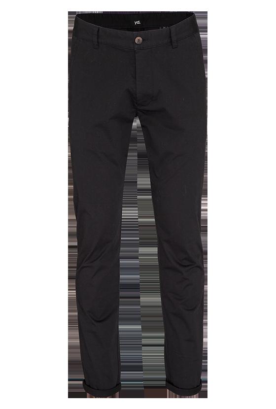 Fashion 4 Men - New Darval Chino-Black