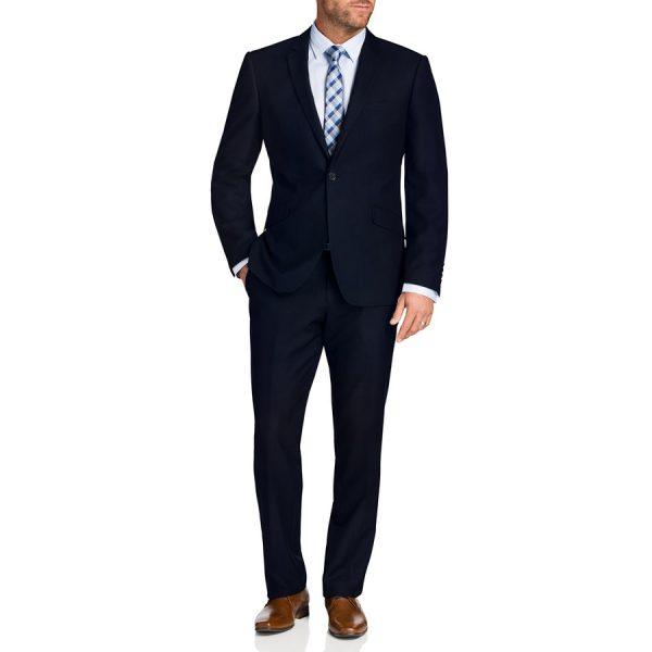 Fashion 4 Men - Tarocash Alridge 2 Button Suit Midnight 34