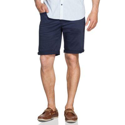 Fashion 4 Men - Tarocash Benji Stretch Short Blue 40