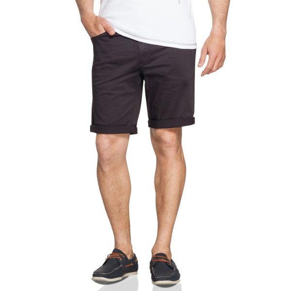 Fashion 4 Men - Tarocash Benji Stretch Short Charcoal 32