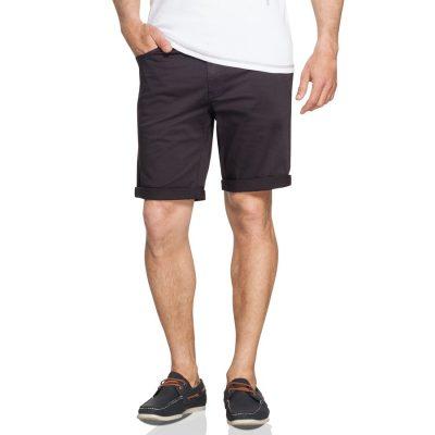 Fashion 4 Men - Tarocash Benji Stretch Short Charcoal 36