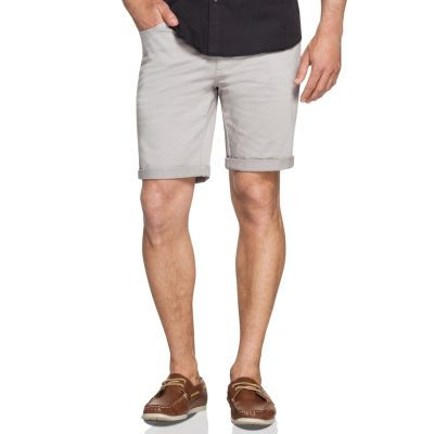 Fashion 4 Men - Tarocash Benji Stretch Short Ice 35