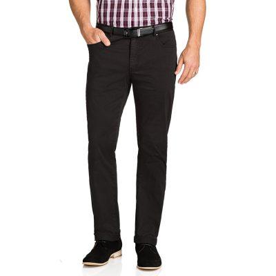 Fashion 4 Men - Tarocash Benny Stretch 5 Pkt Pant Charcoal 33