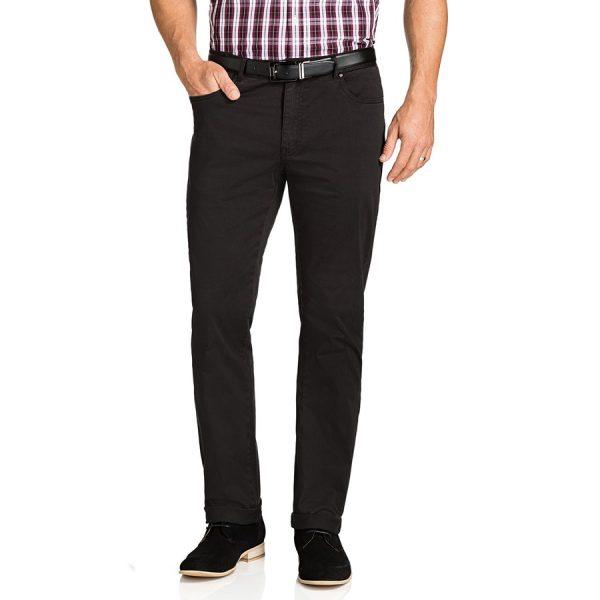 Fashion 4 Men - Tarocash Benny Stretch 5 Pkt Pant Charcoal 34