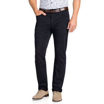 Fashion 4 Men - Tarocash Benny Stretch 5 Pkt Pant Navy 38