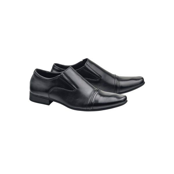 Fashion 4 Men - Tarocash Bourbon Slip On Shoe Black 12