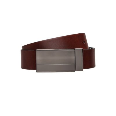 Fashion 4 Men - Tarocash Byford Reversible Belt Tan/Black 42