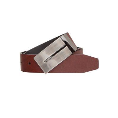 Fashion 4 Men - Tarocash Carl Reversible Belt Tan/Black 36