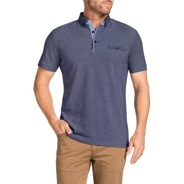 Fashion 4 Men - Tarocash Jayden Polo Navy Xxxl