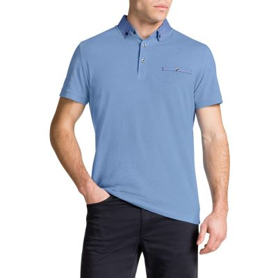 Fashion 4 Men - Tarocash Jayden Polo Sky S