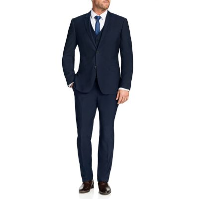 Fashion 4 Men - Tarocash Lehane 2 Button Suit Midnight 40