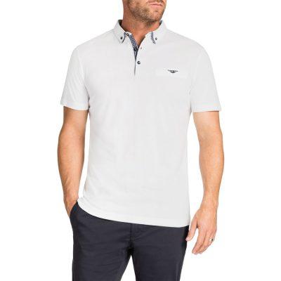 Fashion 4 Men - Tarocash Marco Polo White Xxxl