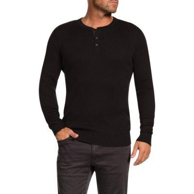 Fashion 4 Men - Tarocash Stevie Henley Black Xxl