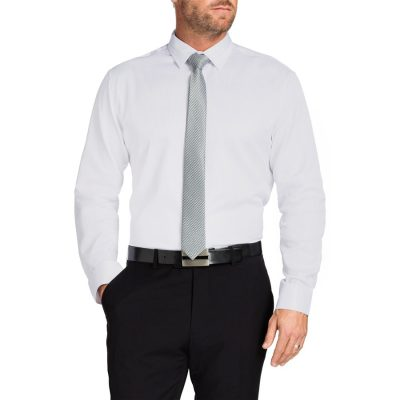 Fashion 4 Men - Tarocash Tobias Dress Shirt White Xxl