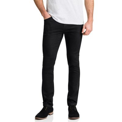 Fashion 4 Men - Tarocash Attitude Tapered Jean Black 33
