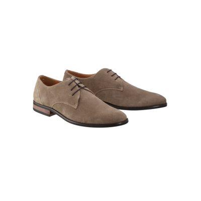 Fashion 4 Men - Tarocash Ben Suede Dress Shoe Sand 11