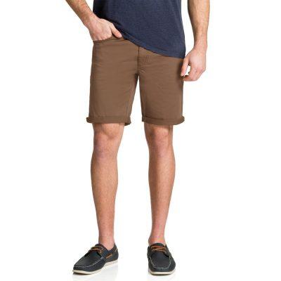 Fashion 4 Men - Tarocash Benji Stretch Short Mustard 36