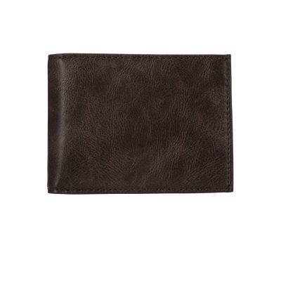 Fashion 4 Men - Tarocash Bi Fold Wallet Chocolate 1
