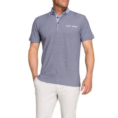 Fashion 4 Men - Tarocash Daniel Polo Blue S