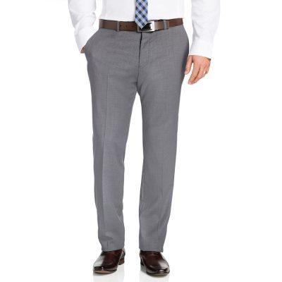 Fashion 4 Men - Tarocash Donahue Stretch Pant Silver 42