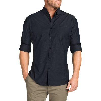 Fashion 4 Men - Tarocash Endall Shirt Charcoal Xxl