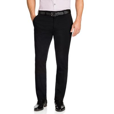 Fashion 4 Men - Tarocash Garrett Stretch Pant Black 33