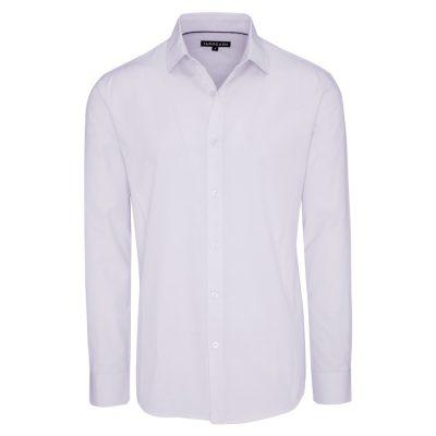 Fashion 4 Men - Tarocash Jake Dress Shirt Ivory S