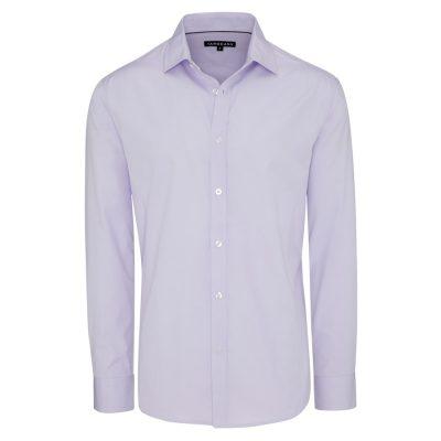 Fashion 4 Men - Tarocash Jake Dress Shirt Lilac Xs