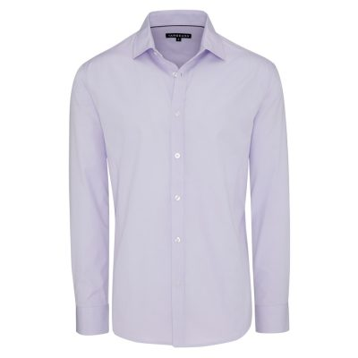 Fashion 4 Men - Tarocash Jake Dress Shirt Lilac Xxl