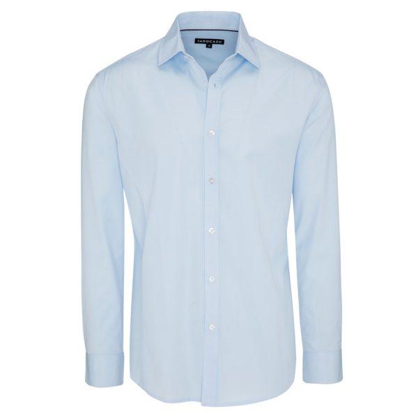 Fashion 4 Men - Tarocash Jake Dress Shirt Sky Xl