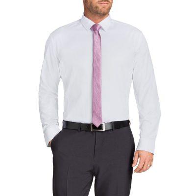 Fashion 4 Men - Tarocash Jake Dress Shirt White L