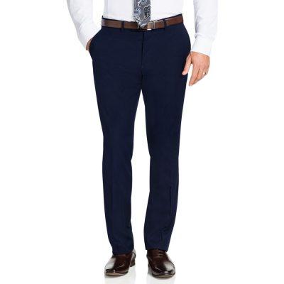 Fashion 4 Men - Tarocash Reddick Dress Pant Royal 35