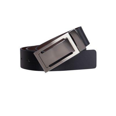 Fashion 4 Men - Tarocash Rupert Reversible Belt Black/Brown 36