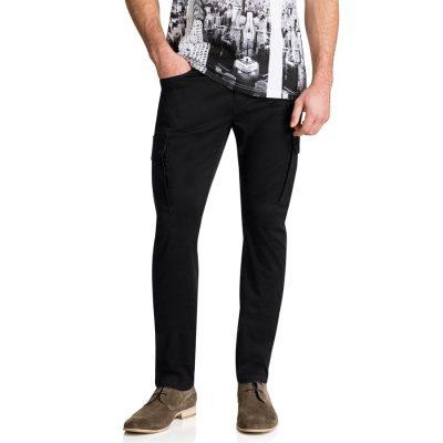 Fashion 4 Men - Tarocash Troop Combat Pant Black 34