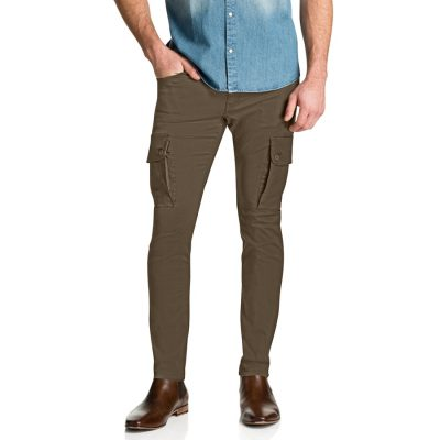 Fashion 4 Men - Tarocash Troop Combat Pant Tobacco 36