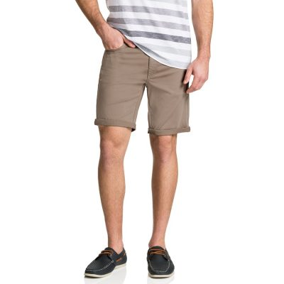 Fashion 4 Men - Tarocash Benji Stretch Short Sand 32