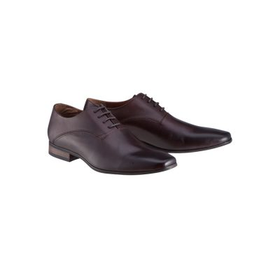 Fashion 4 Men - Tarocash Byron Dress Shoe Chocolate 11