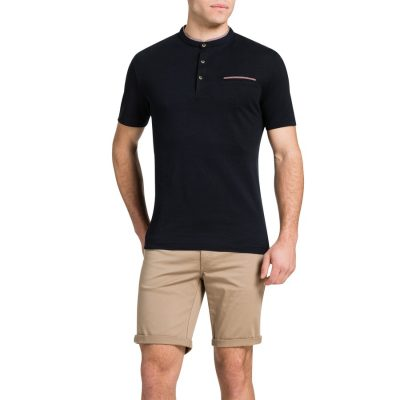 Fashion 4 Men - Tarocash Carlton Polo Navy Xxl