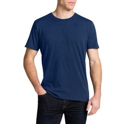 Fashion 4 Men - Tarocash Essential Crew Neck Tee Petrol Xxl