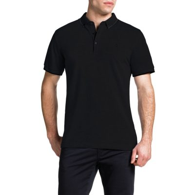 Fashion 4 Men - Tarocash Essential Polo Black 4 Xl