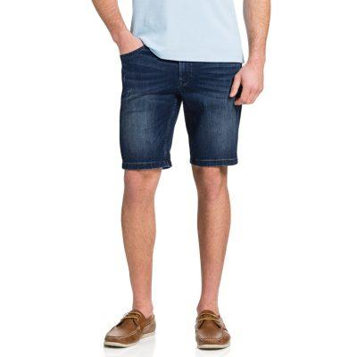 Fashion 4 Men - Tarocash Florida Stretch Denim Short Denim 38