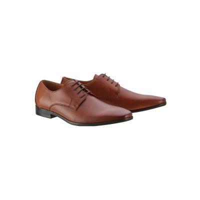 Fashion 4 Men - Tarocash Hogan Dress Shoe Cognac 10