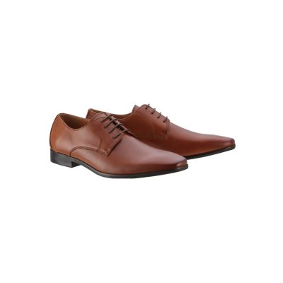 Fashion 4 Men - Tarocash Hogan Dress Shoe Cognac 11