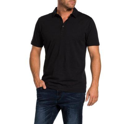 Fashion 4 Men - Tarocash Hudson Polo Black Xl