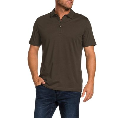Fashion 4 Men - Tarocash Hudson Polo Khaki L