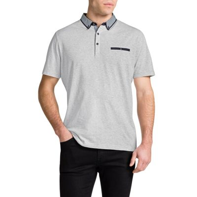 Fashion 4 Men - Tarocash Jackson Polo Ice S
