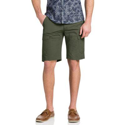 Fashion 4 Men - Tarocash Pincer Cargo Short Khaki 34