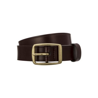 Fashion 4 Men - Tarocash Stanley Prong Belt Cognac 34
